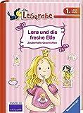 Lara und die freche Elfe: Zauberhafte Geschichten (Leserabe - Sonderausgaben)