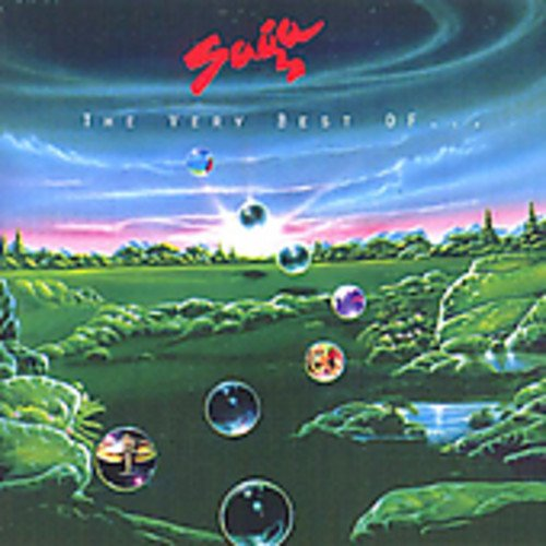 Saga: The Very Best of Saga (Audio CD)