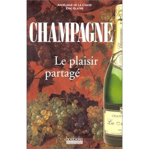 Guide du Champagne - Le plaisir partagé