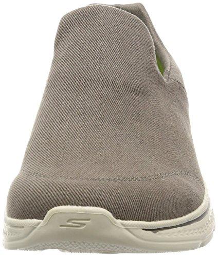 Skechers Herren Go Walk 4 Sneakers Braun (Khk) qIoH2L