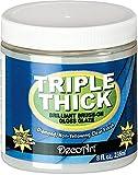 Deco Art Triple Thick Brilliant Brush-On Gloss Glaze 8oz-, Other, Multicoloured - Deco Art - amazon.co.uk