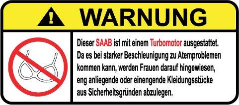 saab-turbo-motor-german-lustig-warnung-aufkleber-decal-sticker