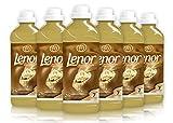 Lenor or & fleurs de vanille adoucissant, pack de 8x 650ml