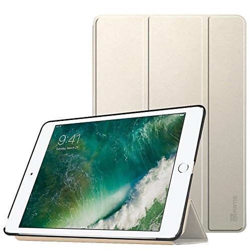 Fintie SlimShell Hülle für iPad 9.7 2018 2017 / iPad Air - Ultra Schlank Superleicht Ständer Schutzhülle mit Auto Schlaf/Wach Funktion für iPad 9,7