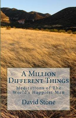 [A Million Different Things: Meditations of the World's Happiest Man] (By: Lieutenant Colonel David Stone) [published: March, 2010]