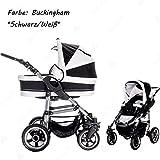 Bebebi London | 2 in 1 Kinderwagen Buckingham Luft