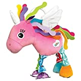 Lamaze Tilly Twinklewigs Clip On Pram and Pushchair Baby Toy