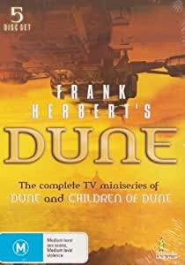 Dune and The Children of Dune - Box Set - The Complete TV Mini Series