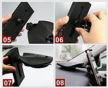 Universal Car Auto Dashboard Sucker Mount Holder Bracket Stand For All 7.9-11 Inches Tablets 3