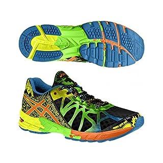 Cordelia financiero Vientre taiko  Asics Gel Noosa Tri 9 - Zapatillas de Running para Hombre, Color  Negro/Azul/Verde/Amarillo, Talla