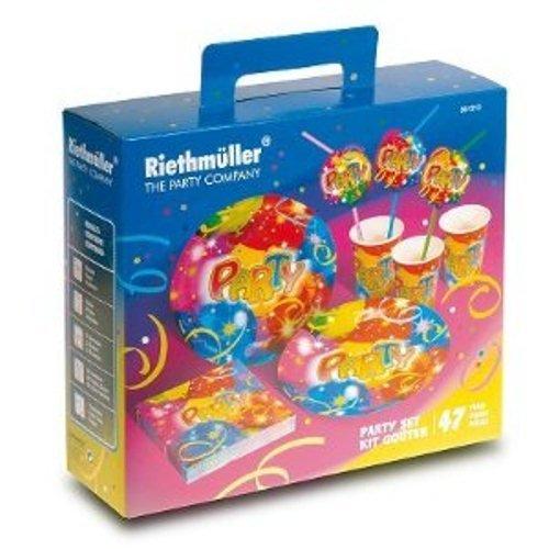Riethmüller 551212 - Partykoffer Ballon Party
