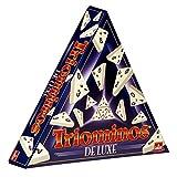 Goliath 60650 | Triominos Deluxe | ausgetüfteltes Domino-Spiel mit dreieckigen Steinen | spannendes Legespiel für die ganze Familie | hochwertige Spielsteine für langanhaltenden Spiele-Spaß | ab 6 Jahren