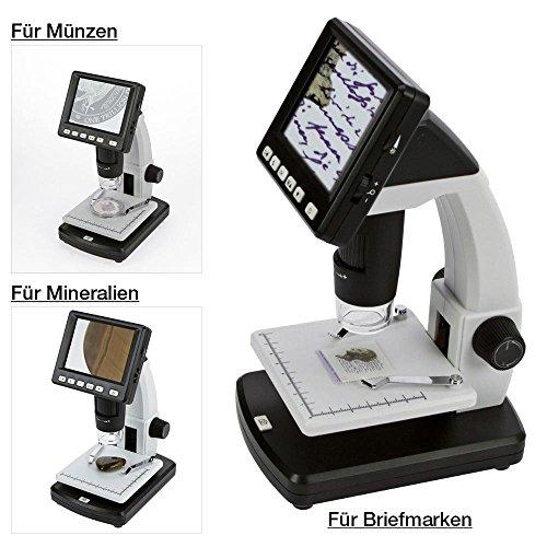 SAFE LCD Digital-Mikroskop 9755 Lcd-digital-safe