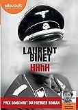 HHhH / Laurent Binet | Binet, Laurent (1972-....). Auteur