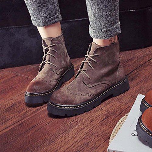 Heart&M Autunno/Inverno 2016 nuovo cucita stivali piattaforma Ms Gao Bangping con scarpe casual versatile e confortevole c