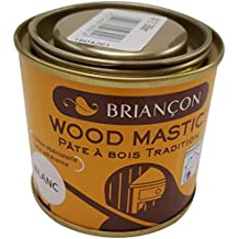 Briançon WMA Wood masilla pasta para madera Tradition, Blanco, WMB300