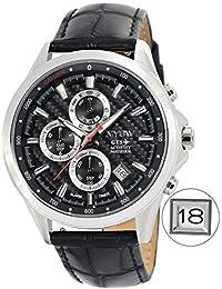 NYSW – Reloj Inteligente híbrido con Ventana de día y Pasos directos en la Esfera y Cristal de Zafiro – vibración…