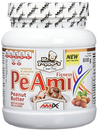 Amix Mr. Popper?S Peamix Fitness Alimentación Natural - 800 gr_8594159534780