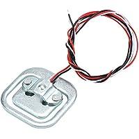 Akozon half-bridge Gewicht Sensor 3 Draht Körper Wägezellen Wägesensor 4 Stücke 50 kg/110 lb Halbbrücke Wägesensor 3-Wired Wägezelle Elektrische Widerstand Dehnungsmessstreifen