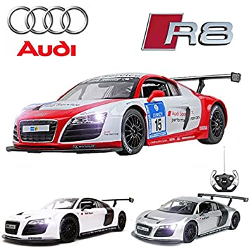 Comtechlogic?速 CM-2174 Official Licensed 1:14 Audi R8 LMS Radio ...