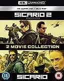Sicario / Sicario 2: Soldado (EN) [2xBlu-Ray 4K]+[2xBlu-Ray]