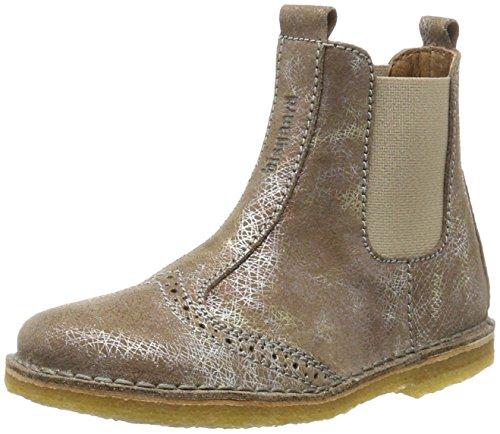 Bisgaard Unisex-Kinder Stiefelette Chelsea Boots, Braun (314-1 Beige), 28 EU
