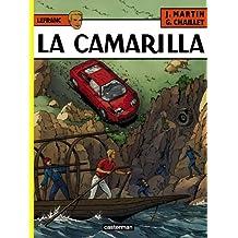 Lefranc, tome 12 : La Camarilla