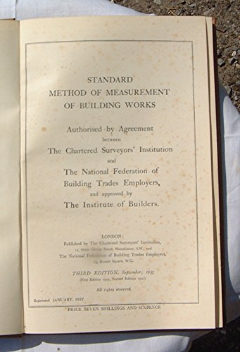 standard-method-of-meausrement-of-building-works3rd-edition-1935