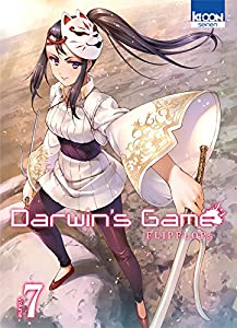 Darwin's Game Edition simple Tome 7