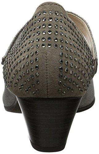 Gabor Shoes Comfort, Scarpe con Tacco Donna Marrone (fumo 83)