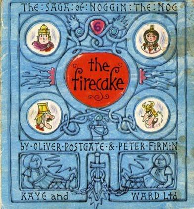 The firecake