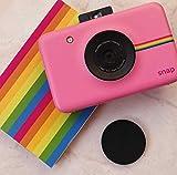 Polaroid Snap : Appareil Photo numérique instantané (Rose) avec la Technologie D'Impression Zink Zero Ink