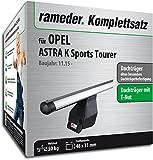 Rameder Komplettsatz, Dachträger Tema für OPEL ASTRA K Sports Tourer (123591-14870-1)
