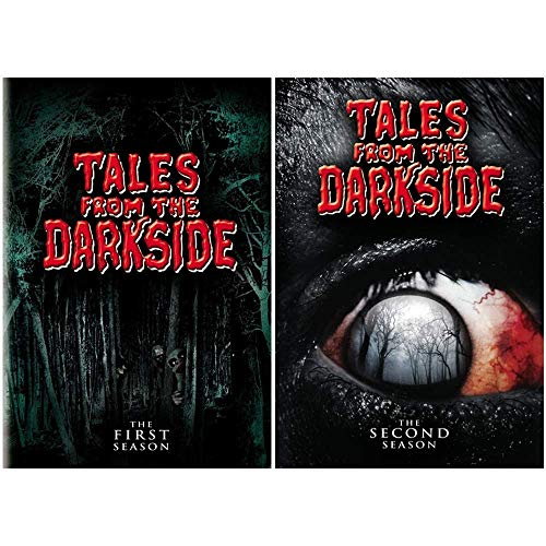 Tales from the Darkside: TV Series Complete Seasons 1 and 2 DVD Collection