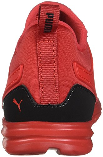 PUMA Baby Limitless 2 AC Wide Inf Sneaker  Ribbon red Black  8 W US Toddler