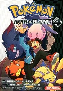 Pokémon Noir et Blanc Edition simple Tome 4