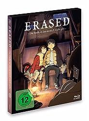 Erased - Vol. 2 / Eps. 07-12 [Blu-ray]