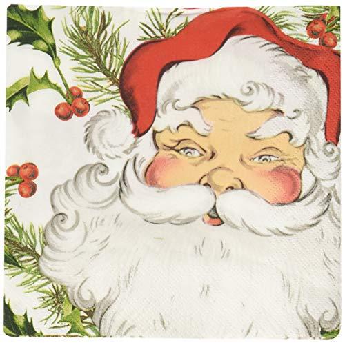 Accessori da tavola, cavoletti natalizi tovaglioli usa e getta