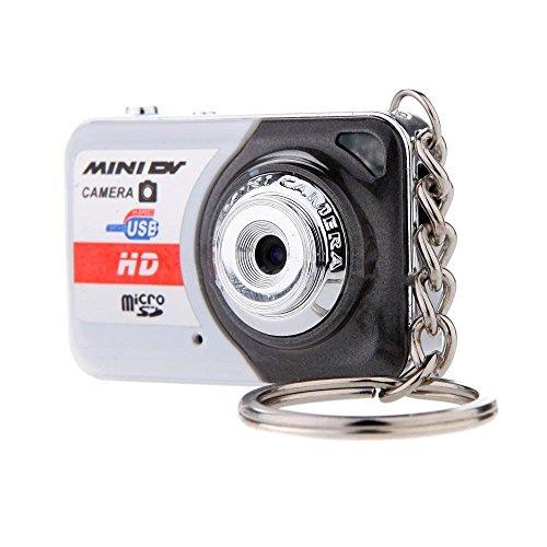 ACUTAS X6 Mini High Definition Digital Camera Mini DV Support 32GB TF Card +Mic NM 3X3E