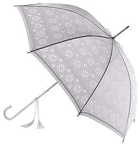 Fulton Eliza Umbrella Devore Lace White