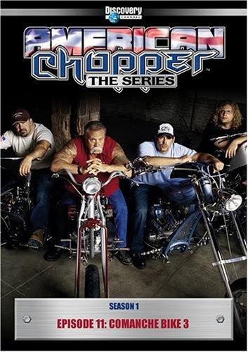 American Chopper Season 1 - Episode 11: Comanche Bike 3 (Chopper Comanche)