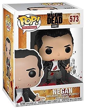 POP! The Walking Dead Bloody Negan Vinyl Figure