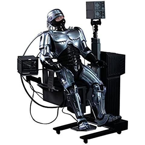 Hot Toys Robocop with Mechanical Chair by Hot Toys
