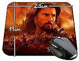 El Ultimo Samurai The Last Samurai Tom Cruise A Tapis De Souris Mousepad PC