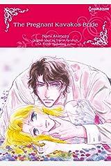 The Pregnant Kavakos Bride: Harlequin comics Kindle Edition