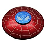 #10: Photron FDM40-SPMN Fidget Spinner Spiderman, Smooth Custom Round Shaped Hand Spinner with Ceramic Bearing, Metal and Durable, Stress Reducer Toy & Perfect for ADHD, ADD, Anxiety (Red/Blue)