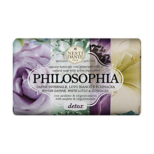 Nesti Dante 664905 - Philosophia Detox savon végétal - 250 gr