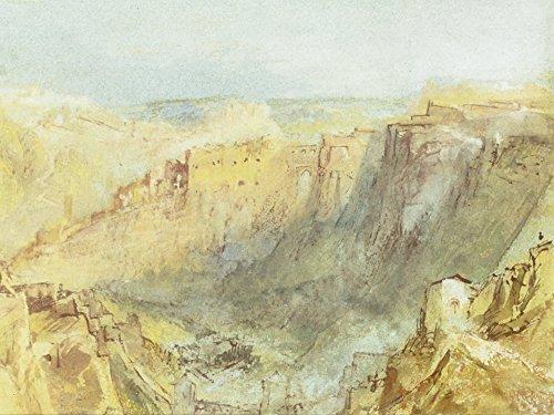 Artland Alte Meister Premium Wandbild Joseph Mallord William Turner Bilder Poster 30 x 40 cm...