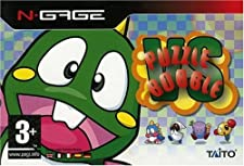 Puzzle bobble versus ngage
