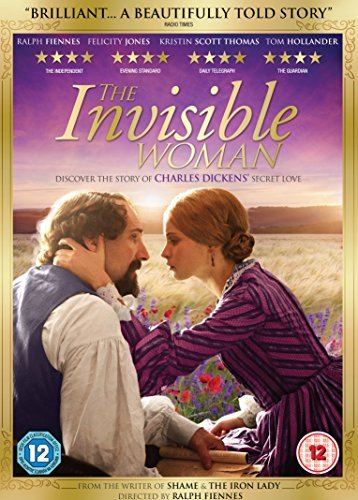 The Invisible Woman [DVD] [2014] by Felicity Jones